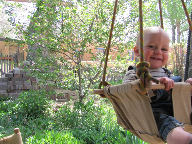 baby porch swing plans